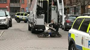 İsveç'te 'şüpheli paket' alarmı