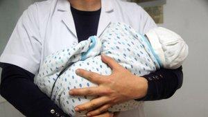 Muğla'da 4 bin TL'ye satıldığı öne sürülen Fatma Gül bebek devlet korumasında