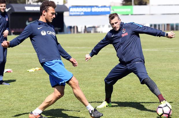 Trabzonspor'da Durica ve Mas sevinci!