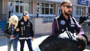 Kırıkkale'de sahte para ile alışveriş yapan sevgililer tutuklandı