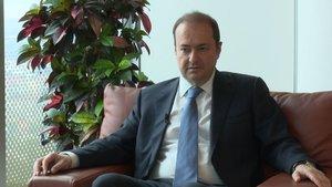 Dimitris Tsitsiragos Bloomberg HT'de soruları yanıtladı