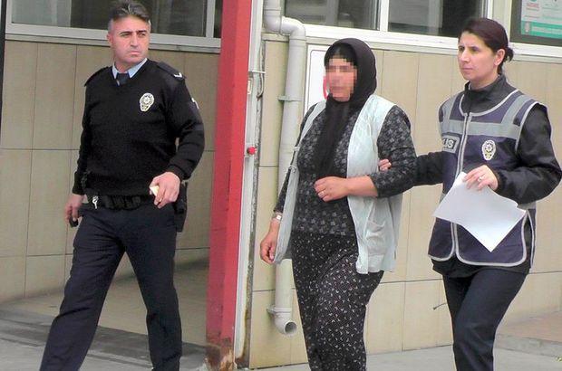 Muğla'da hırsızlık için girdiği evde yakalanan kadın 'aşeriyorum' dedi