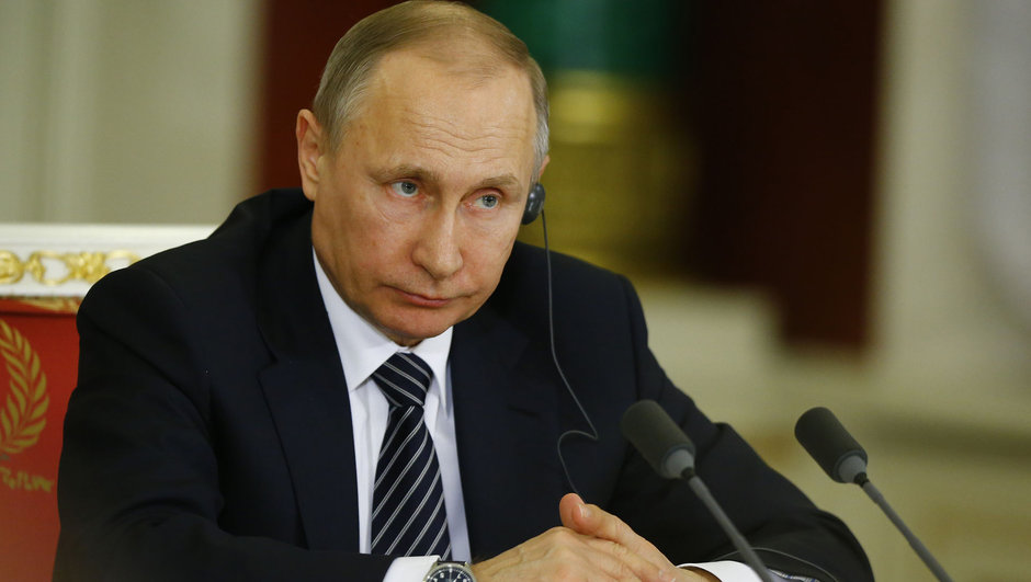 Putin: Yolsuzluk karşıtı protestolar seçim malzemesi yapılıyor