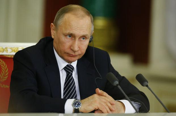 Putin'den ülkesindeki yolsuzluk karşıtı protestolarla ilgili yorum