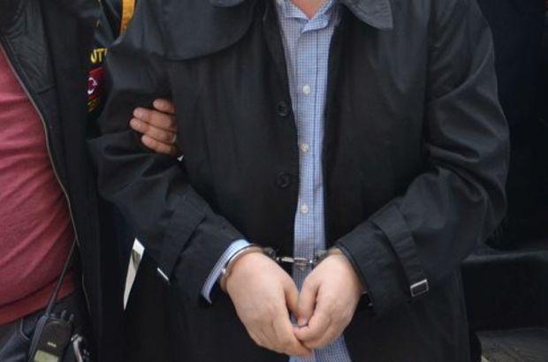 SON DAKİKA! FETÖ'den tutuklananlar ve gözaltına alınanlar (30 Mart 2017)