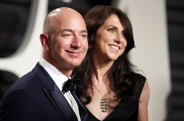 Jeff Bezos dünyanın en zengin ikinci insanı oldu