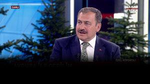Bakan Eroğlu Habertürk TV'de