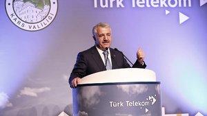 Ahmet Arslan açıkladı! İnternetsiz ev kalmayacak!
