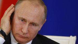 Vladimir Putin: Dudaklarımı okuyun; 'hayır'