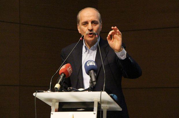 Numan Kurtulmuş: MHP'lilerin çok büyük bir kısmı 'evet' diyecek