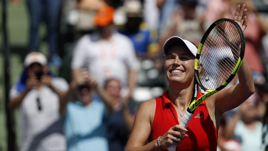 Caroline Wozniacki Miami Açık