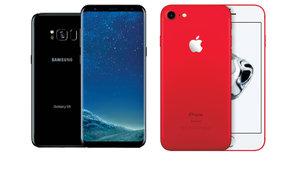Samsung ve Apple arasındaki savaş kasada değil, ekranda!
