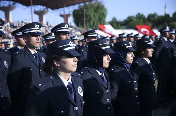 Polis Akademisi'ne giriş yönetmeliklerinde değişiklik!