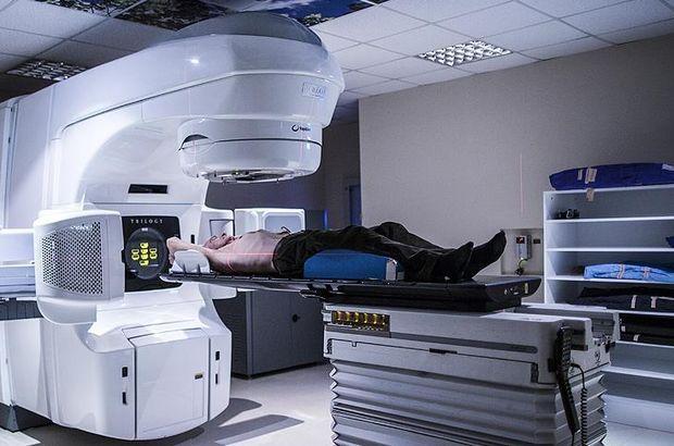Akciğer kanserinde yoğun radyoterapi