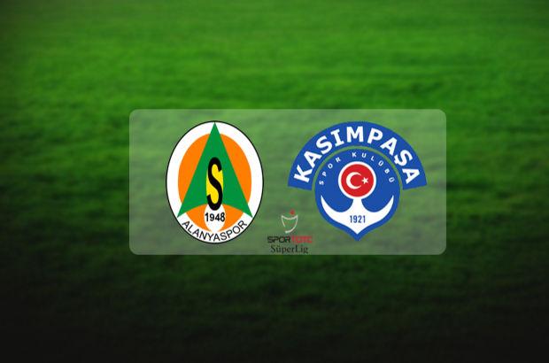Aytemiz Alanyaspor - Kasımpaşa maçı saat kaçta, ne zaman, hangi kanalda?