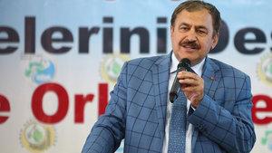 Veysel Eroğlu: İstanbul'un 2071 yılına kadar suyu hazır olacak