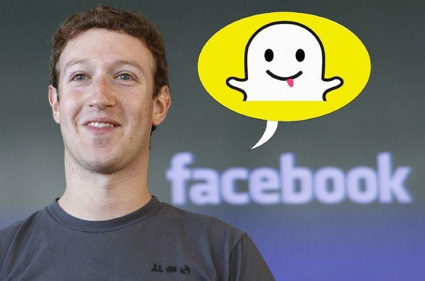 Snapchat ve Facebook