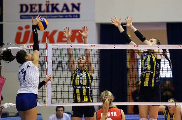 Fenerbahçe: 3 - Halkbank: 0