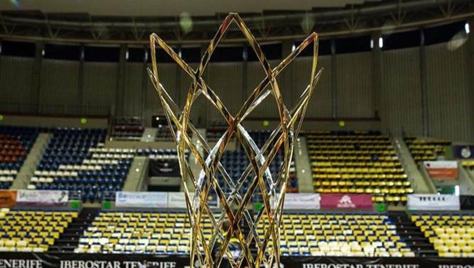 FIBA Şampiyonlar Ligi Dörtlü Final Tenerife