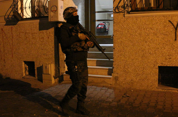 İstanbul'da terör örgütü PKK'ya operasyon: 9 tutuklama