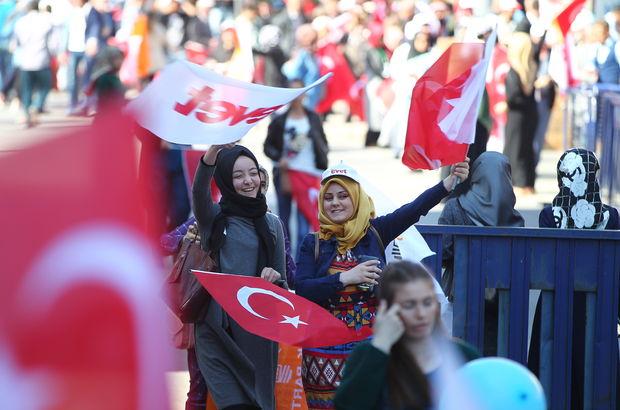 AK Parti'den 'hemşehri' hamlesi