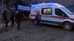 Elazığ'da maden ocağında göçük: 1 ölü