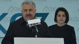 Ahmet Arslan'dan Tendürek'e tünel müjdesi