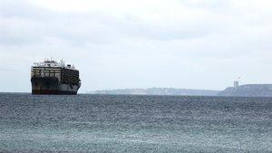 Güney Kore'nin kargo gemisi Atlantik'te kayboldu