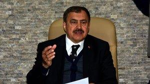 Orman ve Su İşleri Bakanı Veysel Eroğlu'ndan hafriyat dökenlere sert uyarı
