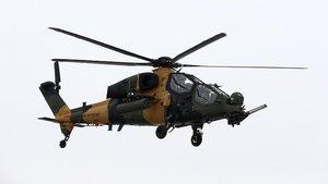 Milli Atak helikopterine yerli füze