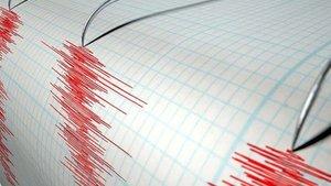 Isparta'da 3.4 büyüklüğünde deprem