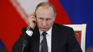 Putin'den St. Petersburg metrosundaki patlamayla ilgili ilk açıklama