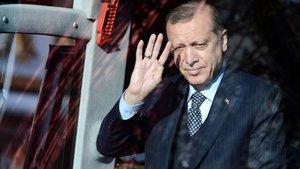 Cumhurbaşkanı Erdoğan: Fırat Kalkanı'nın devamı yeni isimlerle gelecek