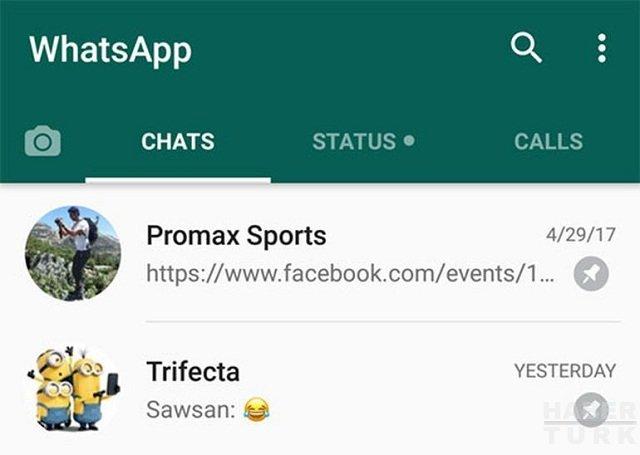 whatsapp  yeni özellik ile ilgili görsel sonucu