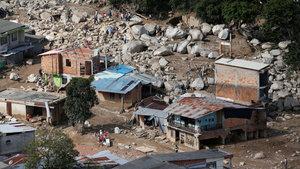 Kolombiya'da sel felaketi 273 kişi yaşamını yitirdi