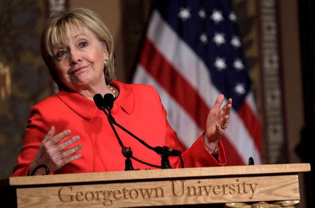 Yetimler için para toplayıp Hillary'ye göndermişler!