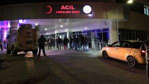 Bingöl'de teröristlerle çatışma: 1 şehit