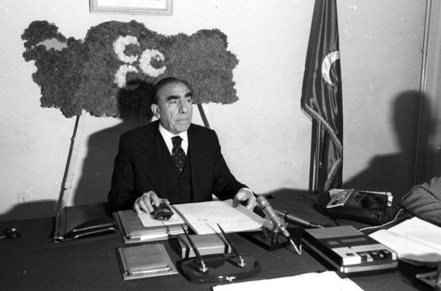 Alparslan Türkeş, vefatının 20. yılında anıldı