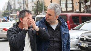 Samsun'da engelli kadına bıçak zoruyla taciz iddiasına gözaltı