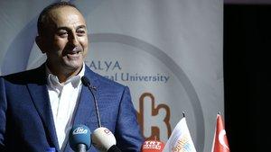 Mevlüt Çavuşoğlu'ndan Rusya'ya pasaportsuz seyahat açıklaması
