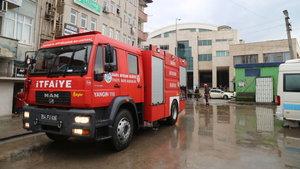Sakarya'da işyerinde tüp patlaması