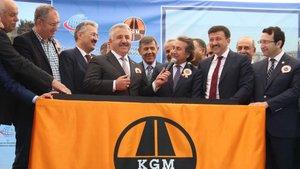 Bakan Arslan: Marmaray'dan 6 set İzmir'e getirilecek