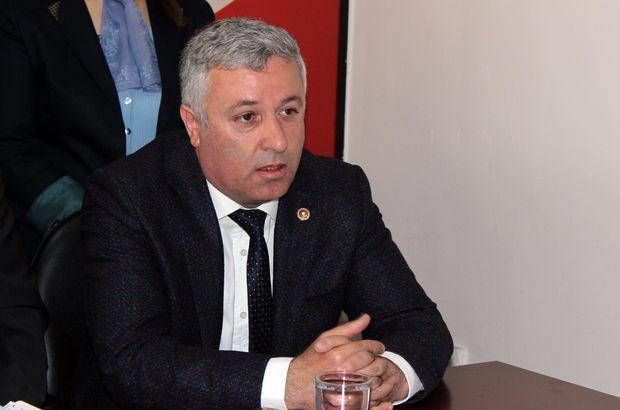 CHP'li vekile bıçaklı saldırı girişimi