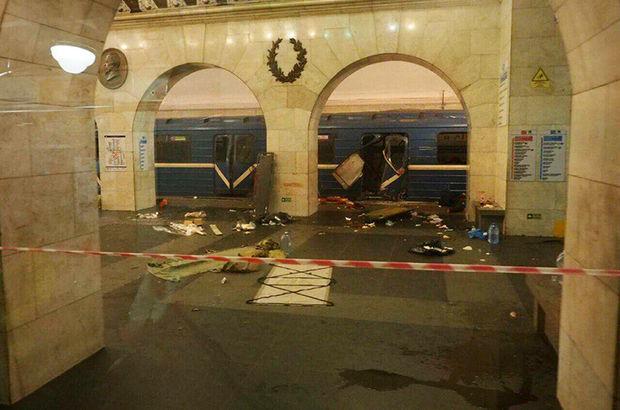 St. Petersburg saldırısıyla ilgili flaş gelişme