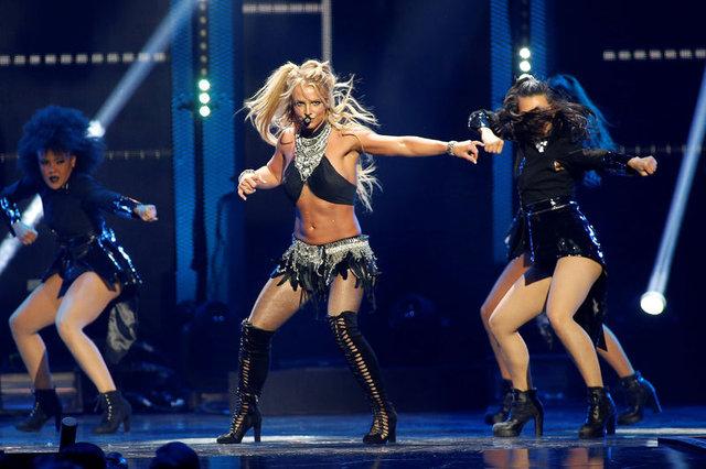 Britney Spears İsrail'de seçimleri erteletti!