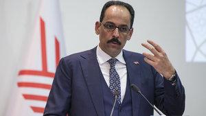 Cumhurbaşkanlığı'ndan ABD'nin Suriye'ye saldırısıyla ilgili ilk açıklama