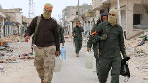 ÖSO'dan 'Esed'e saldırılar sürsün' açıklaması
