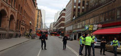 İsveç güvenlik önlemlerini olağanüstü seviyeye çıkardı
