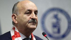 Bakan Mehmet Müezzinoğlu'nun acı günü