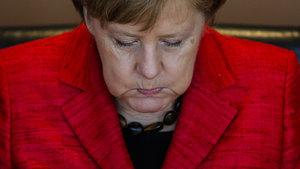 Merkel: Afrika'da günaha girdik